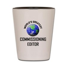 COMMISSIONING-EDITOR72 Shot Glass