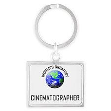 CINEMATOGRAPHER45 Landscape Keychain
