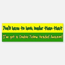 Honk Louder DYH Amazon Bumper Bumper Bumper Sticker