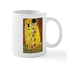 The Kiss, Klimt, Vintage Painting Mug