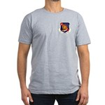 114th FW Men's Fitted T-Shirt (dark)