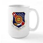 114th FW Large Mug