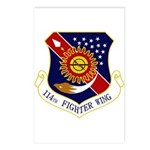 114th FW Postcards (Package of 8)