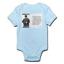 What Would Churchill Do - Never Surrender Infant B