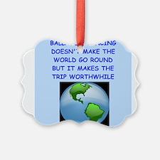 ballroom dancing Ornament