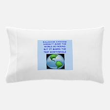 ballroom dancing Pillow Case