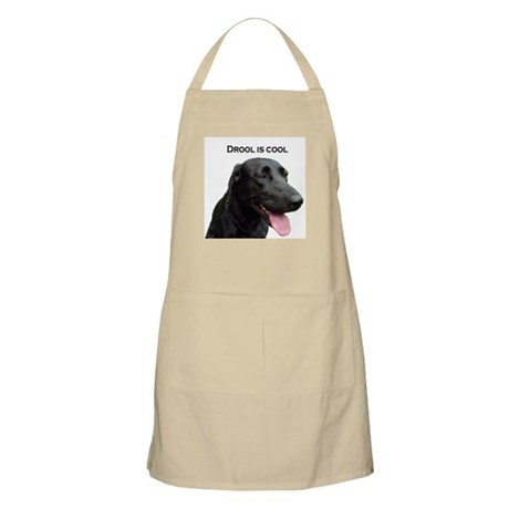 drool is cool BBQ Apron
