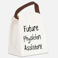 Physician-Assistant144 Canvas Lunch Bag