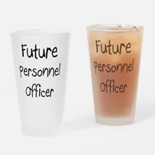 Personnel-Officer107 Drinking Glass
