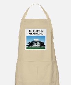 jefferson memorial gifts and  BBQ Apron