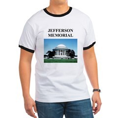 jefferson memorial gifts and T