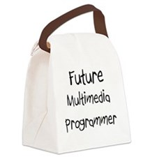 Multimedia-Programme50 Canvas Lunch Bag