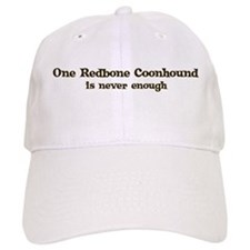 Redbone Coonhound Baseball Cap