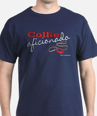 Collie Aficionado T-Shirt