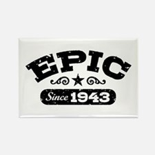 Epic Since 1943 Rectangle Magnet