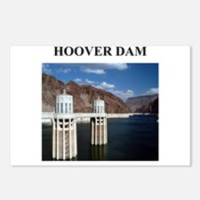hoover dam gifts and t-shirts Postcards (Package o
