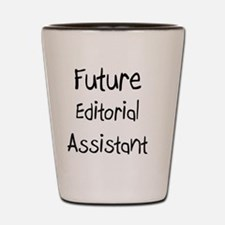Editorial-Assistant23 Shot Glass