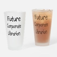 Corporate-Librarian95 Drinking Glass