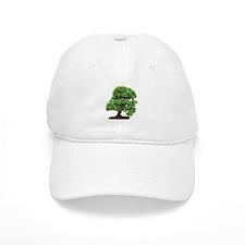 Punica Granatum bonsai Baseball Cap