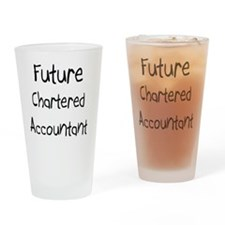 Chartered-Accountant145 Drinking Glass