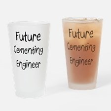 Cementing-Engineer77 Drinking Glass
