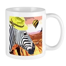 Zebr Vacation Mug