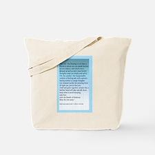 Craik Tote Bag