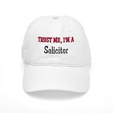 Solicitor25 Baseball Cap