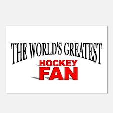 """The World's Greatest Hockey Fan"" Postcards (Packa"
