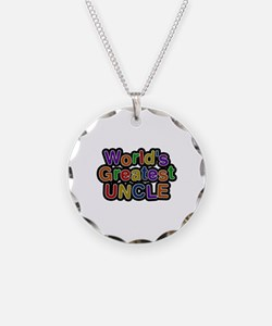 World's Greatest Uncle Necklace