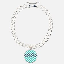 Turquoise and Teal Blue Bracelet