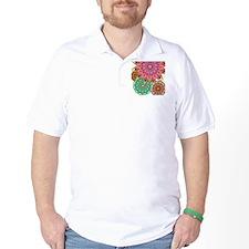 Floral Patten 2 T-Shirt