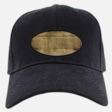 The Declaration of Independence Baseball Hat