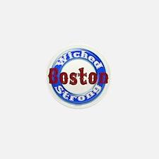 WS Patriots Mini Button