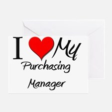 Purchasing-Manager42 Greeting Card