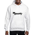 Get A Long Little Doggie Hooded Sweatshirt