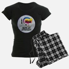 I Dream of Being An Astronau Pajamas