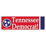 Tennessee Democrat (Bumper Sticker)