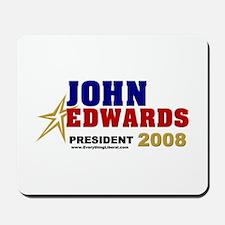 John Edwards Mousepad