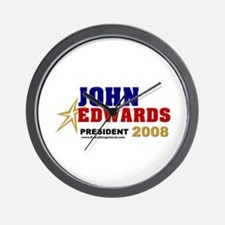 John Edwards Wall Clock