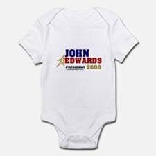 John Edwards Onesie
