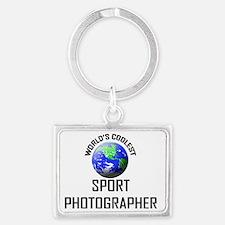 SPORT-PHOTOGRAPHER113 Landscape Keychain