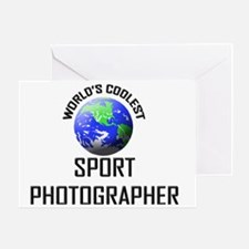 SPORT-PHOTOGRAPHER113 Greeting Card