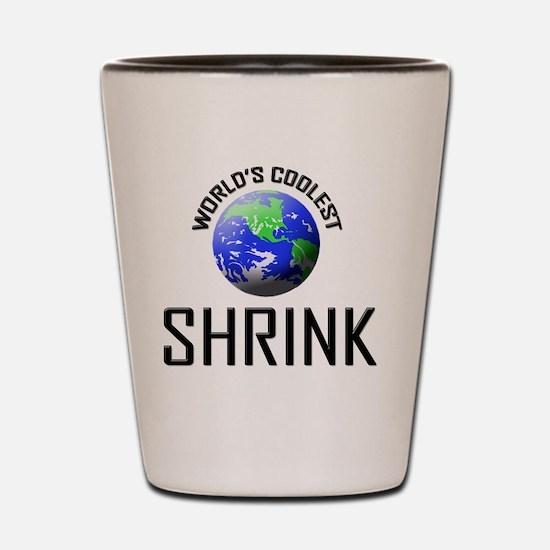 SHRINK15 Shot Glass