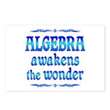 Algebra Awakens Postcards (Package of 8)