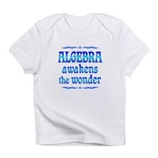 Algebra Awakens Infant T-Shirt