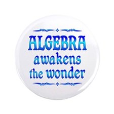 "Algebra Awakens 3.5"" Button"