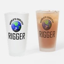 RIGGER44 Drinking Glass