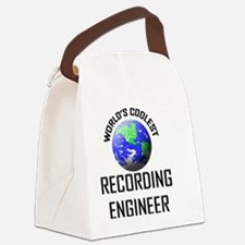 RECORDING-ENGINEER39 Canvas Lunch Bag