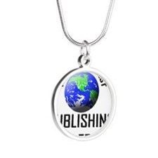 PUBLISHING-COPY-EDIT118 Silver Round Necklace
